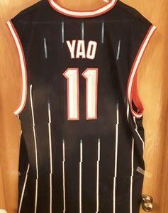 Houston Rockets Yao Ming #11 Mens jersey size XL